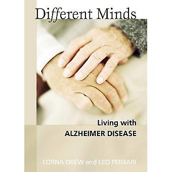 Different Minds - Living with Alzheimer Disease by Lorna Drew - 978086