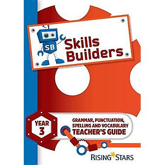 Skills Builders Year 3 Teachers Guide new edition - 9781783397068 Book