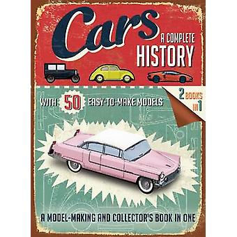 Cars - A Complete History by Simon Heptinstall - 9781626861541 Book