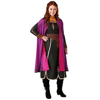 Women Anna Costume - Frozen