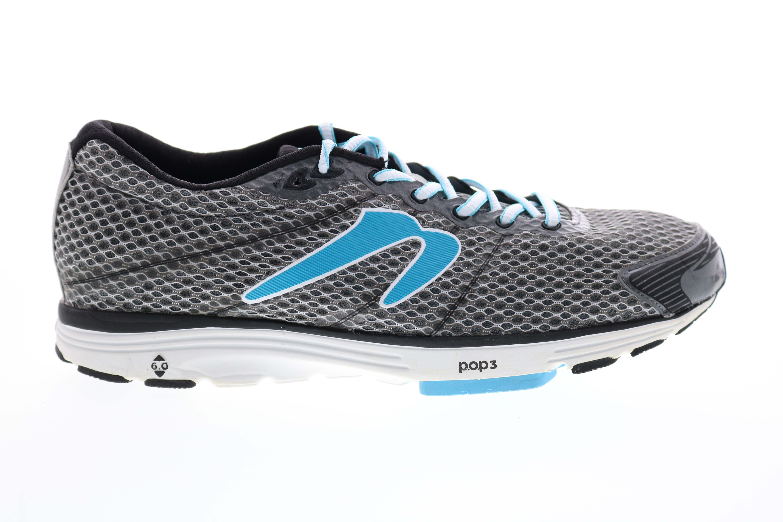 Newton Running Aha Ll Damska Szara Siatka Koronki Do Butów Sportowych