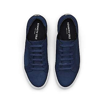Kenneth Cole New York Womens Kam Fabric Low Top Lace Up Fashion Sneakers