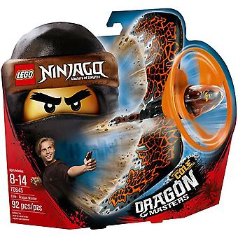 LEGO 70645 Cole - Drakenmeester