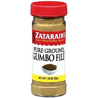 Zatarain's Pure Ground Gumbo File