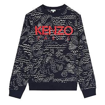 Kenzo Paris Mermaids Sweater