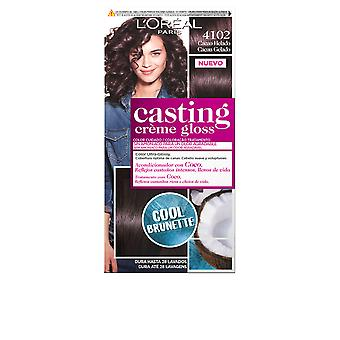 L&Oreal Make Up Casting Creme Gloss #410 cool Chestnut For Women