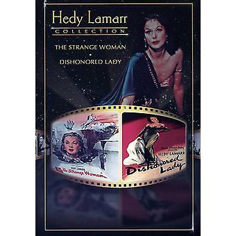 Strange Woman/Dishonored Lady [DVD] USA import