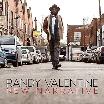 Valentine*Randy - New Narrative [CD] USA import