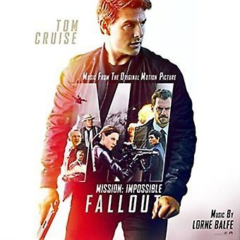 Mission: Impossible / Fallout / O.S.T. - Mission: Impossible / Fallout / O.S.T. [CD] USA import