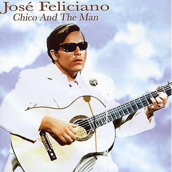 Jose Feliciano - Chico & the Man [CD] USA import