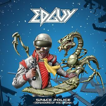 Edguy - Space Police [CD] USA import
