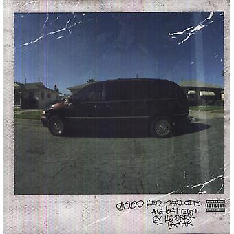 Kendrick Lamar - bra Kid M.a.a.D City [Vinyl] USA import