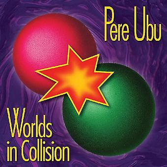 Pere Ubu - Worlds in Collision [CD] USA import