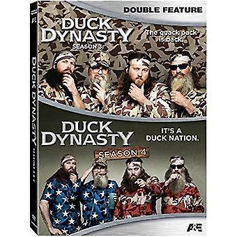 Duck-Dynastie: Jahreszeiten 3 & 4 [DVD] USA import