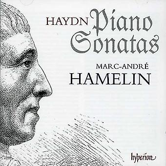 J. Haydn - Haydn: Piano Sonatas [CD] USA import