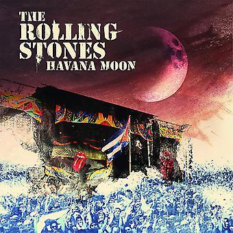 Rolling Stones - importación de Estados Unidos de luna de la Habana [DVD]