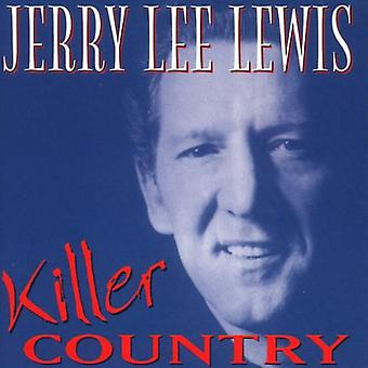 Jerry Lee Lewis - Killer Country [CD] USA import