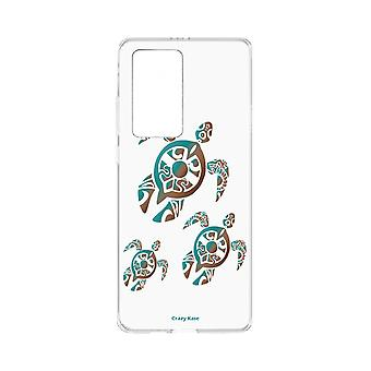 Hull For Huawei P40 Pro Soft Family Turtle
