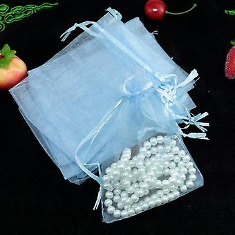 10pcs/lot (9 Sizes) Organza Bag Jewelry Packaging Bag  - Wedding Party