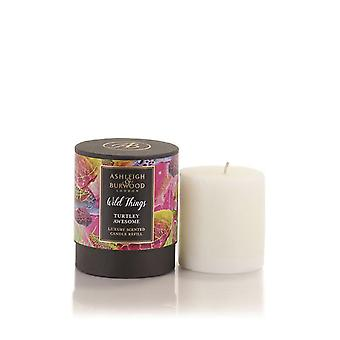 Ashleigh & Burwood Wild Things 320g Candle Refill
