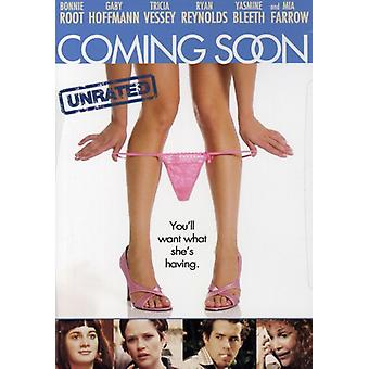 Coming Soon [DVD] USA import