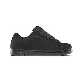 Etnies Kingpin Trainers in Black/Charcoal/Gum