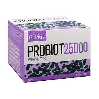 Probiot 25,000 Senior 15 packets of 6g