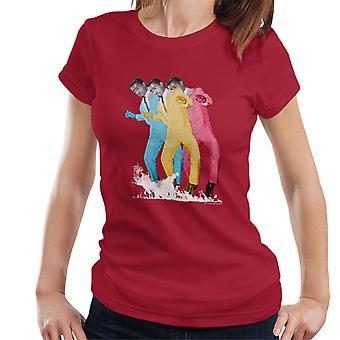Sammy Davis Jr Pop Art Trio Women's T-Shirt