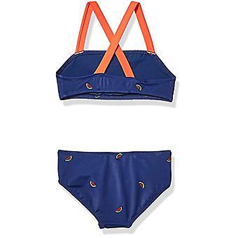 Essentials Girl's 2-Piece Bikini Set, Watermelons, XL