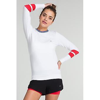 Jerf   Womens Lutsen White   Sweatshirt