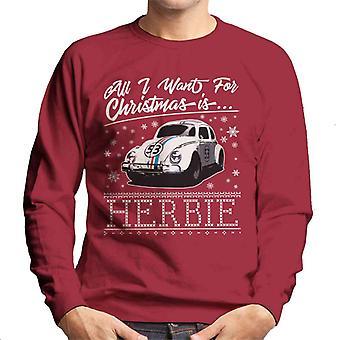 All I Want For Christmas är Herbie mäns tröja