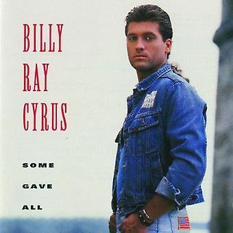 Billy Ray Cyrus - Some gaf alle [CD] USA import