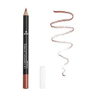 Nude leppe liner blyant - sertifisert organisk 1 enhet