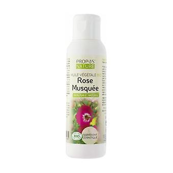 Veg oil. Organic Musk Rose 100 ml of essential oil