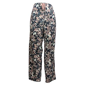 Cuddl Duds Frauen's Pyjama Hose Fleecewear Rosa A371296