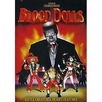 Blood Dolls [DVD] USA import