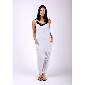 Cindy jersey jumpsuit - grey