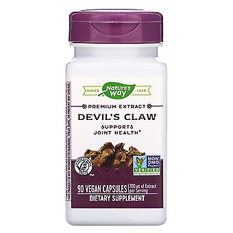 Nature's Way, Devil's Claw, 700 mg, 90 Vegan Capsules