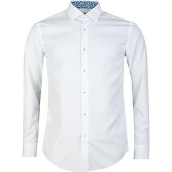 BOSS Joras Slim Fit Poplin Shirt