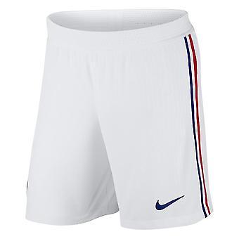 2020-2021 فرنسا نايكي بعيدا بخار المباراة السراويل (أبيض)