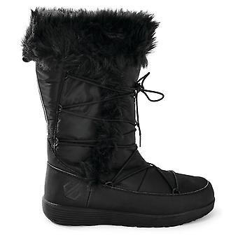 يجرؤ 2b النساء Cazis دائم فو الفراء الشتاء أحذية الثلج