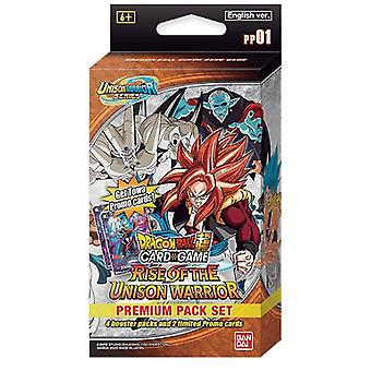 Dragon Ball Super CG: Premium Pack PP01 - Rise of the Unison Warrior (Pack 8)