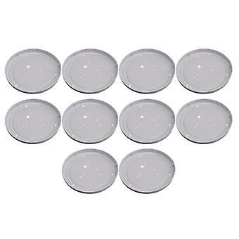 10x Ceiling Light Plates Lighting Accessory 23cm ID
