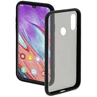 Hama Invisible Cover Samsung Galaxy A40 Negro, Transparente