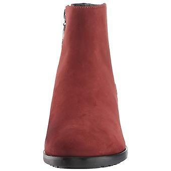 Marc Joseph New York Womens Lafayette Leather Almond Toe Ankle Fashion Boots