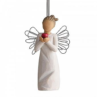 Willow Tree Youre The Best Hanging Ornament