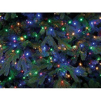 Festive Firefly Twist Lights 300 LED Multi Coloured P024700