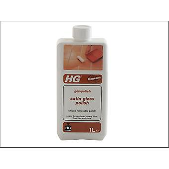 HG 14 Satin Gloss Polish 1L