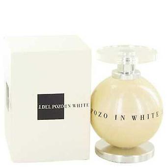 J Del Pozo In White By Jesus Del Pozo Eau De Toilette Spray 3.4 Oz (women) V728-449303
