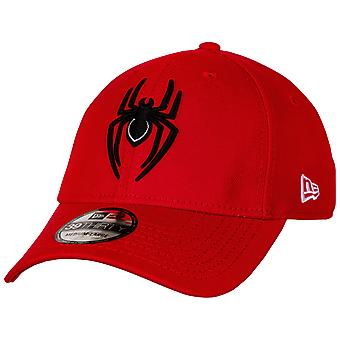 Ultimate Spider-Man Symbol Spider Vers New Era 39Thirty Fitted Hat